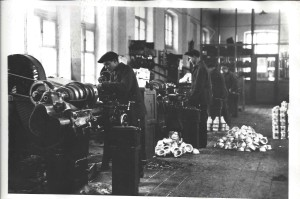Сотрудничество юных макаренковцев с архивом ЦГАЛИ