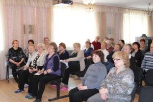 К 130-летию со дня рождения А.С. Макаренко в Доме Учителя в Поведниках