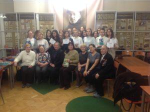 Макаренковская Среда 14 марта 2018 года
